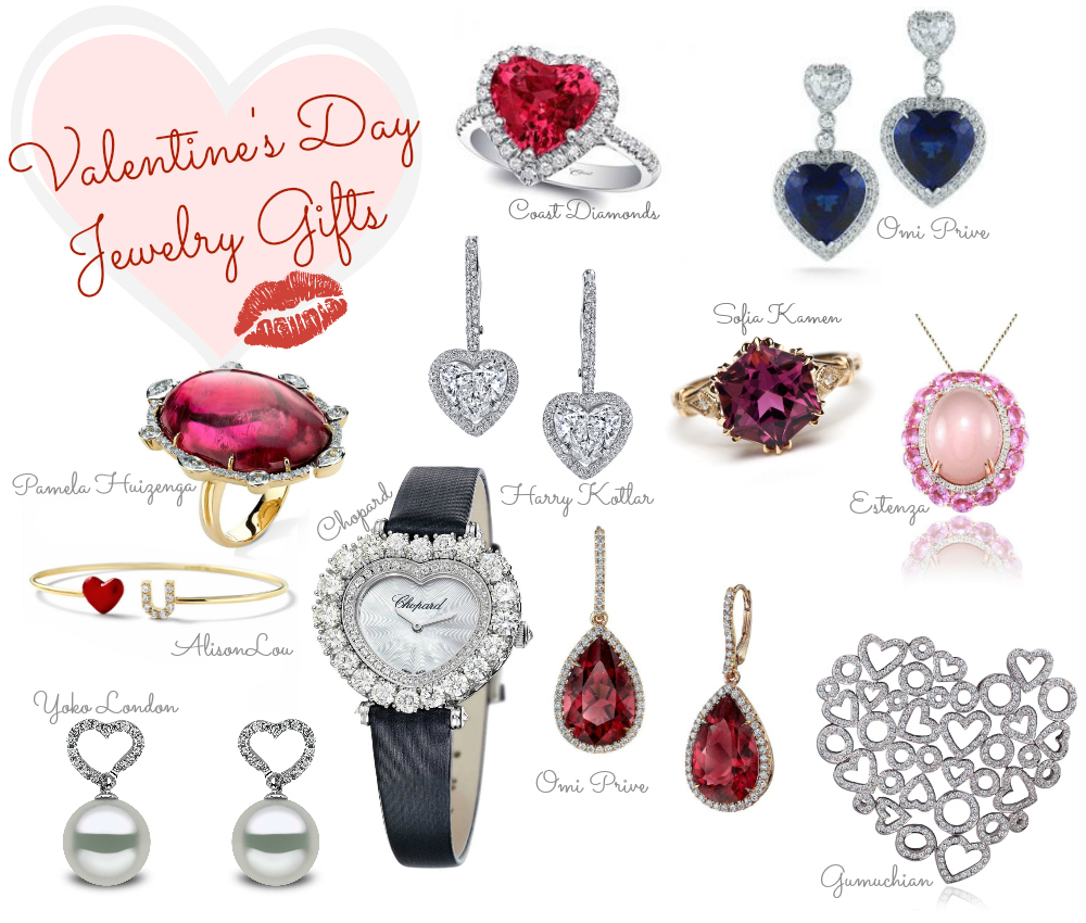 Valentine S Day Jewelry Gift Ideas