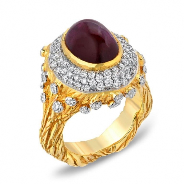 Victory Velyan Ruby Ring